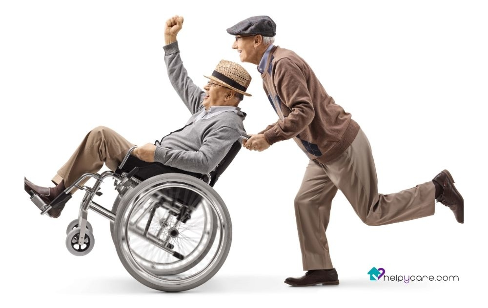 agencia cuidado de mayores