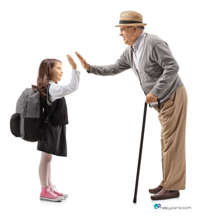 agencia de cuidado de mayores y dependientes