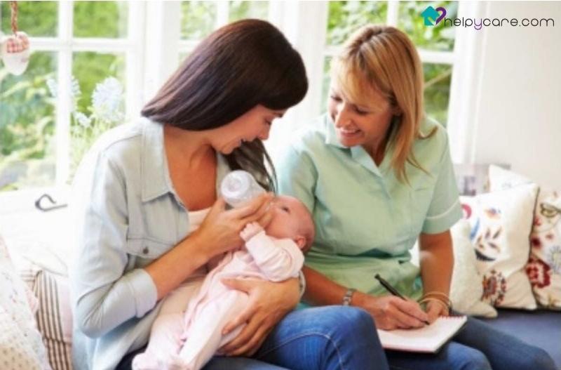 salus, cuidadora de bebes