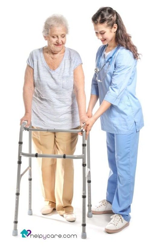 enfermeras a domicilio para ancianos