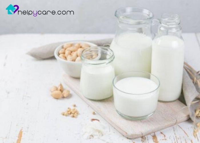 Alergia a los lácteos en personas mayores