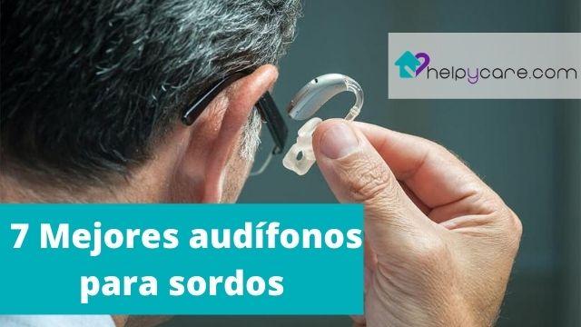 Mejores audífonos para sordos