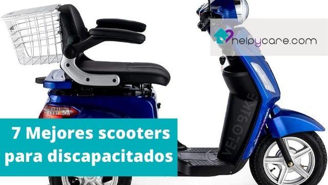 Scooter para discapacitados
