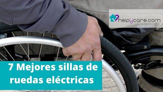 Mejores sillas de ruedas eléctricas