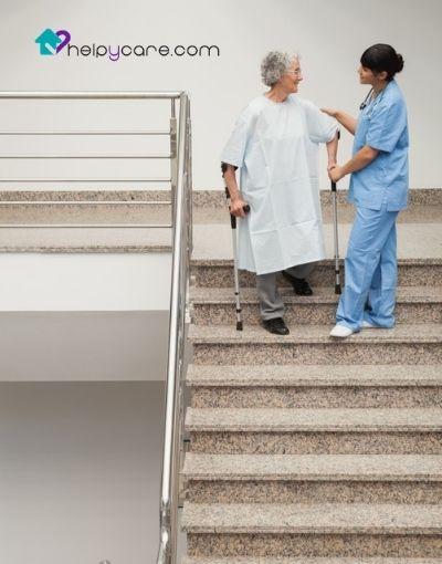 Hogar seguro y accesible para personas mayores