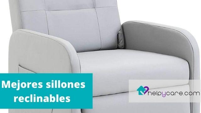 Mejores sillones reclinables