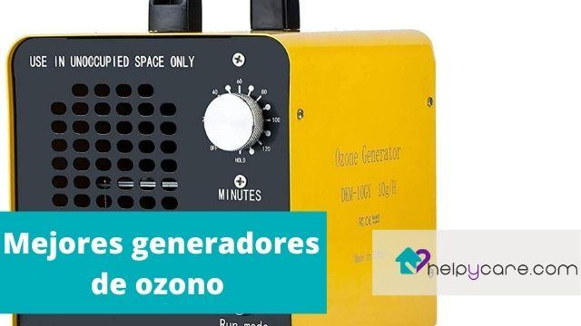 Mejores generadores de ozono