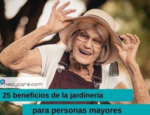 25 beneficios de la jardinería para personas mayores