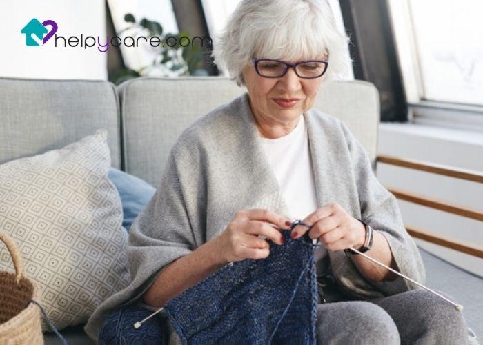 Cómo ayudar a personas mayores a mejorar su motricidad
