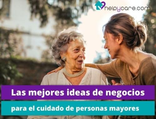 Las mejores ideas de negocios para el cuidado de personas mayores