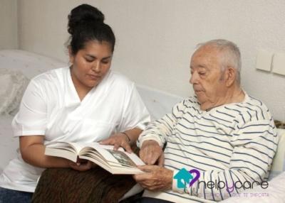 negocio franquicias cuidado de personas mayores en el hogar