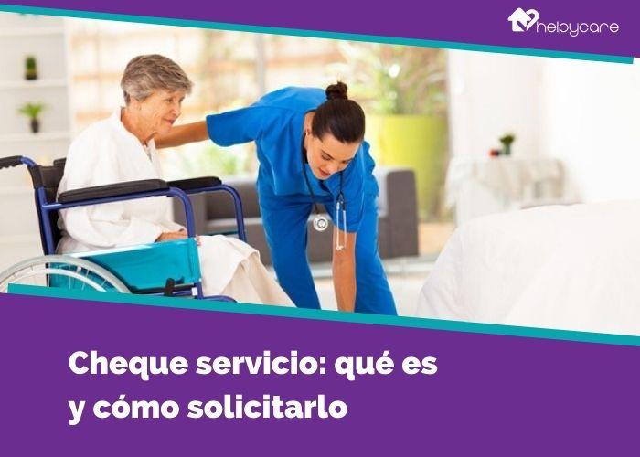 cheque servicio comunidad de madrid