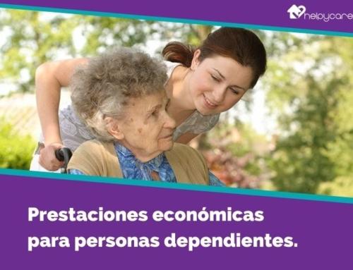 Todo sobre las prestaciones económicas para personas dependientes.